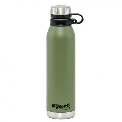 Commando Adventure Vacuum Insulated 750ml Water Bottle